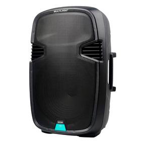 Caixa Amplificadora 15 Pol Blutooth Multilaser Sp220 Igreja
