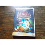 Dvd Original Alicia En El Pais De Las Maravillas - Disney