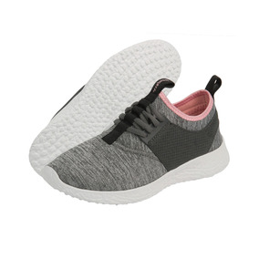 Zapatillas De Hombre Bamers New Bungee Woman Grey Light Pink