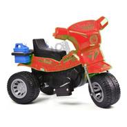 Moto Rodacross Dakar Bateria Infantil 12v 3/7 Años 35 Kg B1