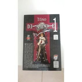 Death Note 1 Ao 12 Falta O 8 Jbc Takeshi Obata