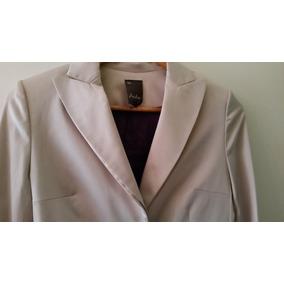 Conjunto De Traje De Vestir Mujer. Saco Y Pantalon