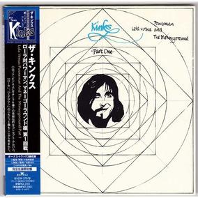 Kinks - Lola (1971) Mini Lp Cd Japan Importado
