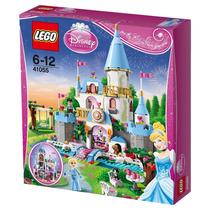 Lego 41055 O Castelo Romântico Da Cinderela - Princesas Disn