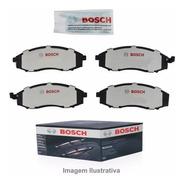Kit Pastillas De Freno Bosch X 4 Ruedas Nissan Tiida 1.8