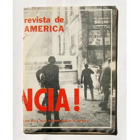 Revista De America, De 1968, Movimiento Estudiantil 1968