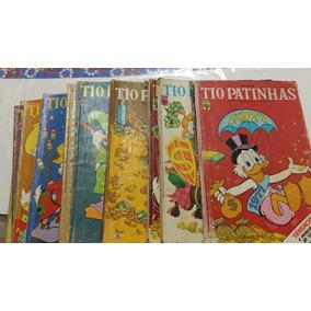 Gibis Tio Patinhas Anos 70 - Várias Edições