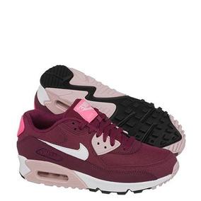 hot sale online 67cf5 33ba0 ... new arrivals tenis nike airmax 90 purpura rosa feminino original 3035c  661a3 ...