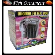 Filtro Aquario Externo Azoo Mignon 800 600l/h - 127v