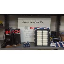 Kit De Afinación Gm Aveo 1.6l 08-16 Bosch C/ Cables De Bujía
