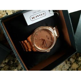 De Lujo Reloj Coach Tristen Watch 37mm