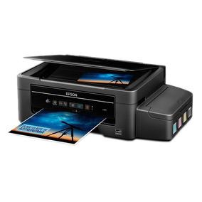Impresora Multifuncional Epson Tinta Continua L375 En Oferta