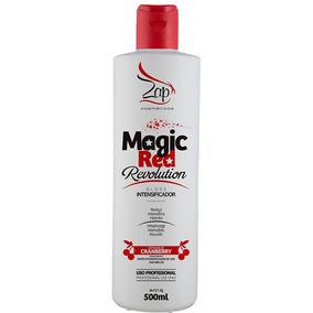 Zap Magic Red Revolution Gloss Cabelos Vermelhos 500ml