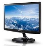 Monitor 19 Samsung Syncmaster S19a10n Usado 6 Meses Garantia