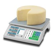 Bascula Digital 30 Kg Con Detector De Billetes Falsos Marca Rhino/advance Base30a Rbanda
