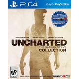 Uncharted The Nathan Drake Collection Ps4, Nuevo Y Sellado