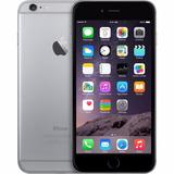 Celular Apple Iphone 6 16gb Gris Esp. Grado A Caja Original