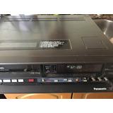Videocasetera Panasonic Nv-260