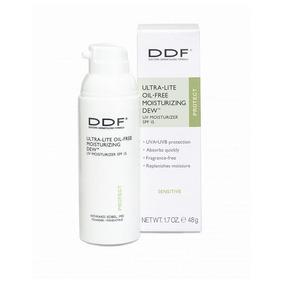 Ddf Crema Facial Humectante Ultra Ligera Con Fps 15 48g