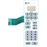 Membrana Teclado Microondas Consul Cma20 Cma 20