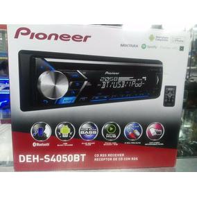 Stereo Pioneer Deh S4050bt.- Dual Bluetooth - Spotify Nuevo!