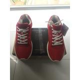 Zapatos Baratos Económicos Originales Rojos