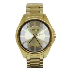 1f758725318 Relogio Rip Curl Detroit Sss Gold - Relógios no Mercado Livre Brasil