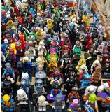 100 Figuras Lego Compatibles Batman Marvel Dc Y Más +200fig