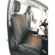 Funda Cuerina Premium Lisa Fiat Cronos Cuotas -carfun-