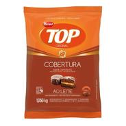 Chocolate Top Harald Gotas Ao Leite Cobertura Frac  1,050kg