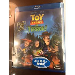 Blu-ray Toy Story De Terror! - Imp. Lacrado - Audio Pt-br