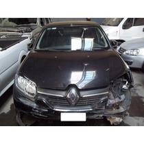 Renault Logan Expression 1.6 / 2014 $ 121.800 - Chocado Poco