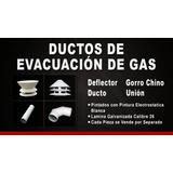 Ductos Evacuación Y Ventilacion
