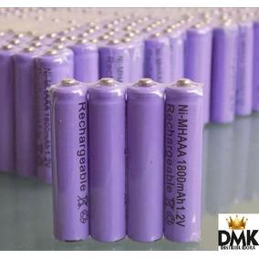Pila Aaa 1800 Mah Baterias Recargables Ni-mh Mayor Detal