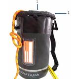 Mochila Bolsa Para Corda E Equipamentos Montana Kit160 20l