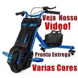 Skate Elétrico Triciclo Eletrico Sport F9 Drift