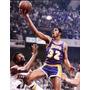 Fotografia Autografiada Magic Johnson Los Angeles Lakers Nba