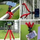 Tripode Flexible Celular Camara Tablet Base Soporte Gopro