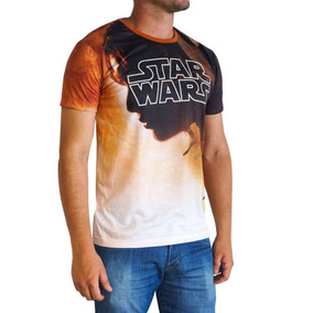 Rever Pass Remera Star Wars Full Death Star E7s