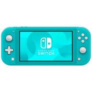 ..:: Consola Nintendo Switch Lite ::.. Turquesa  En Gamewow