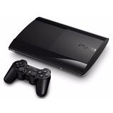 Ps3 Playstation 3 Super Slim 500gb Original Refurbished +jue