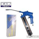 Firstinfo 1/4 Profesional Aire Grasa Neumática Pistola Con