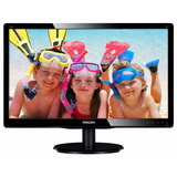 Monitor 19 Philips Led Widescreen Hd 193v5 18,5-inch