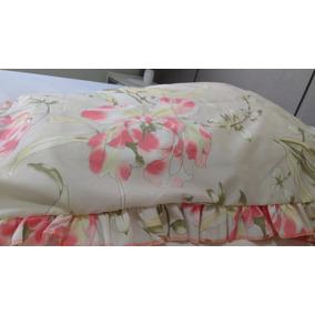 2 Fronhas P/ Travesseiro Em Micofibra 50cm/70cm