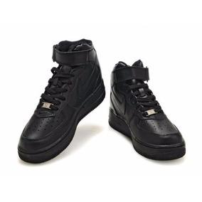 Promoção! Tênis Bota Nike Air Force Barato Na Caixa 34/43
