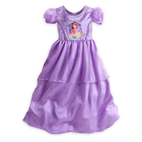 Fantasia Camisola Princesa Sofia Original Disney- 4 Anos