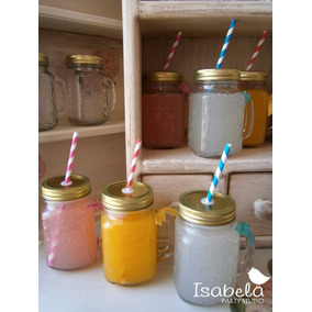 Frascos Frasquitos Bebidas Bodas Xv Años Mesa De Dulces