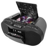 Reproductor De Cd Y Cassette Sony
