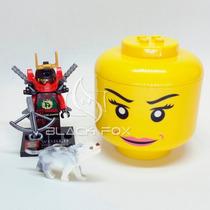 Ninja Go Ninjago Sluban Compatível Com Lego Modelo 3