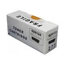 Toner Compatível Hp Q2612a 2612a 12a   1010 1012 1015 1018